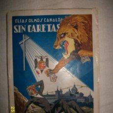 Libros de segunda mano - SIN CARETAS 1962 - 43979503