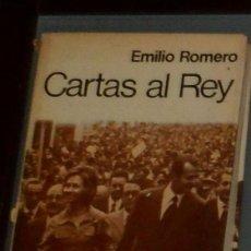 Libros de segunda mano: LIBRO: ROMERO: 'CARTAS AL REY' (1973). Lote 44241869
