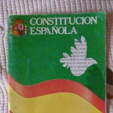 Libros de segunda mano: CONSTITUCION ESPAÑOLA - PARTIDO SOCIALISTA OBRERO ESPAÑOL PSOE. Lote 44381015