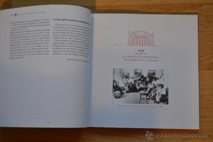 Libros de segunda mano: Textos per la llibertat de Catalunya-Balcells / Ranyer / Cassassas / Vernet-Generalitat de Catalunya - Foto 2 - 44420615