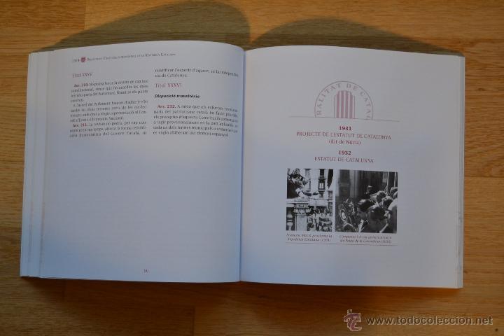 Libros de segunda mano: Textos per la llibertat de Catalunya-Balcells / Ranyer / Cassassas / Vernet-Generalitat de Catalunya - Foto 3 - 44420615