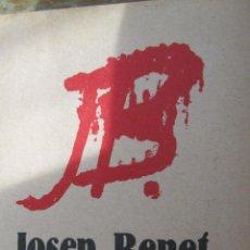 Libros de segunda mano: DESFETA I REDREÇAMENT DE CATALUNYA DE JOSEP BENET (CRÍTICA). Lote 45427299