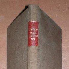 Libros de segunda mano: DIVISION DEL TERRITORIO DE LA PENINSULA E ISLAS BALEARES Y CANARIAS EN DISTRITOS ELECTORALES. Lote 46096531