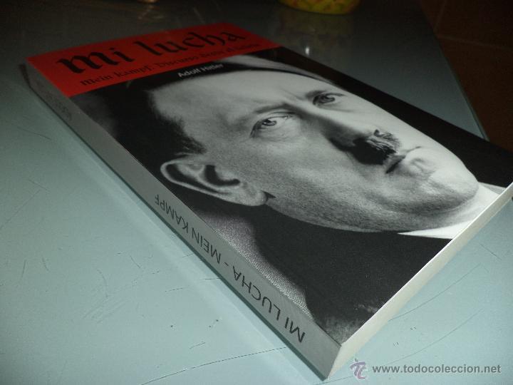 Libros de segunda mano: Mi Lucha - Adolf Hitler. - Foto 2 - 55129728