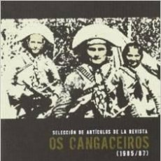 Libros de segunda mano: OS CANGAÇEIROS.. Lote 47609982