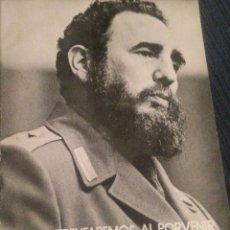 Libros de segunda mano: DISCURSO DE FIDEL CASTRO. 1979. EDITADO EN LA HABANA, CUBA.. Lote 47714817