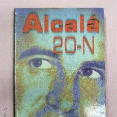 Libros de segunda mano: ALCALÁ 20-N PEPE REI - EDURNE SAN MARTIN 1996. Lote 47919934