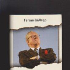 Libros de segunda mano: NEOFASCISTAS - DEMOCRACIA Y EXTREMA DERECHA EN FRANCIA E ITALIA - PLAZA JANES 2004 / FOTOS. Lote 186213066