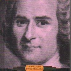 Libros de segunda mano: CONTRATO SOCIAL. JEAN-JACQUES ROUSSEAU. ESPASA, PROMO LIBRO, 2003. Lote 50086693