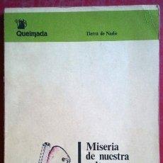 Libros de segunda mano: ANDRÉS SOREL . MISERIA DE NUESTRA CULTURA. Lote 50146521