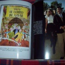 Libros de segunda mano: EL DESQUITE.LOS AÑOS DE AZNAR(1996-2000).DEDICATORIA Y FIRMA ORIGINAL DEL AUTOR PEDRO J. RAMÍREZ.. Lote 51054171