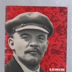 Libros de segunda mano: LENIN HIS LIFE AND WORK. EN INGLES. 1970 CENTENNIAL. SOVIET UNION. MOSCU. Lote 51099790