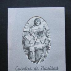 Libros de segunda mano: CUENTOS DE NAVIDAD. CON ILUSTRACIONES. 2003. Lote 53009353