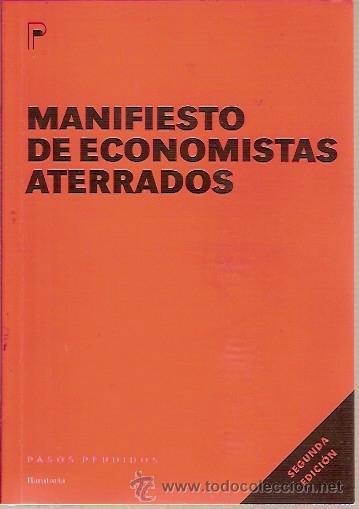 manifiesto de economistas aterrados