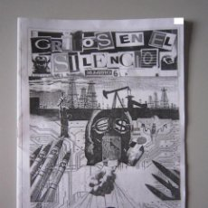 Libros de segunda mano: FANZINE - LIBERTARIO - GRITOS EN EL SILENCIO Nº 6 - SEGOVIA. Lote 53605720