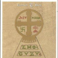 Libros de segunda mano: JON JUARISTI - SACRA NÉMESIS. NUEVAS HISTORIAS DE NACIONALISTAS VASCOS. Lote 53892216