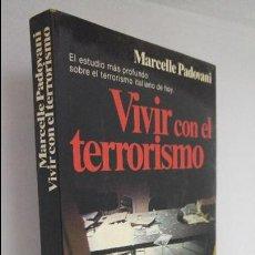 Libros de segunda mano - VIVIR CON EL TERRORISMO - 54114407
