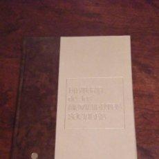 Libros de segunda mano: HISTORIA DE LOS MOVIMIENTOS SOCIALES - JUAN ROGER RIVIERE - CONFEDERACIÓN DE CAJAS DE AHORROS (1970). Lote 54208938