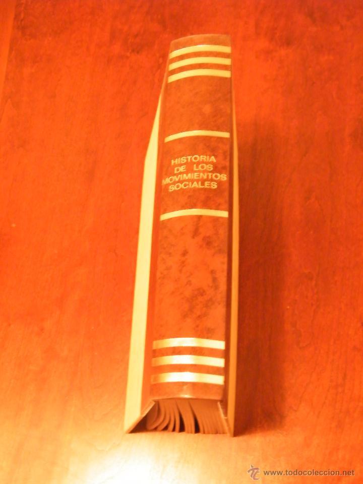 Libros de segunda mano: HISTORIA DE LOS MOVIMIENTOS SOCIALES - JUAN ROGER RIVIERE - CONFEDERACIÓN DE CAJAS DE AHORROS (1970) - Foto 2 - 54208938