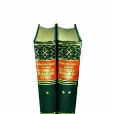 Libros de segunda mano - HISTORIA DEL ANARQUISMO ESPAÑOL // TOMOS I Y II // EDUARDO COMIN COLOMER // ED. AHR // 1956 - 46851582