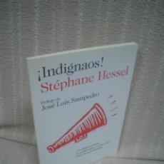 Libros de segunda mano: STÉPHANE HESSEL: ¡INDIGNAOS!. Lote 54925254