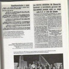 Libros de segunda mano: LIBRO *FRANCO VISTO POR SUS MINISTROS* -ESPEJO DE ESPAÑA Nº 75-. Lote 56044281