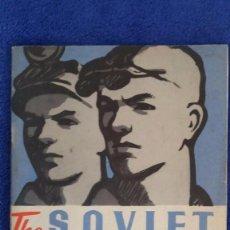 Libros de segunda mano: THE SOVIET WORKING CLASS / URSS 1958 / BRUSSELS UNIVERSAL AND INTERNATIONAL EXHIBITION. Lote 56348052