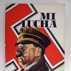 Gebrauchte Bücher - ADOLF HITLER - MI LUCHA. EDITORS, 1984. - 56396653