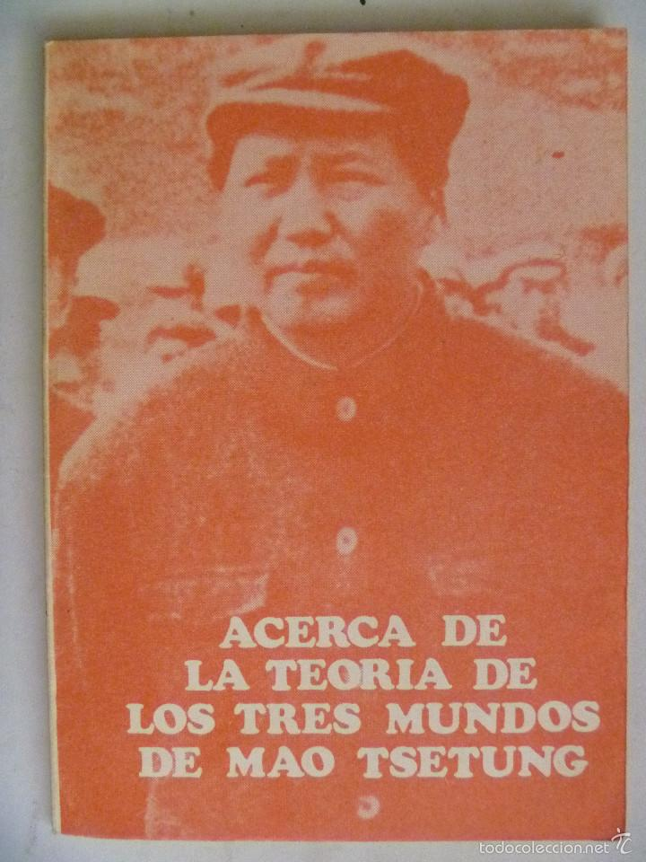 Acerca De La Teoria De Los Tres Mundos De Mao T Sold Through