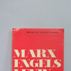 Libros de segunda mano: LA SOCIEDAD COMUNISTA. MARX ENGELS LENIN. ED. MOSCU. Lote 57947418