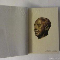 Libros de segunda mano: FRANCO. DISCURSOS Y MENSAJES (1943-1961). Lote 57972423
