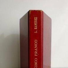 Libros de segunda mano: FRANCISCO FRANCO. HISTORIA DE UN MESIANISMO. Lote 59895263