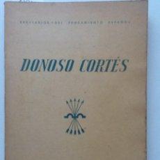 Libros de segunda mano: ANTONIO TOVAR. BREVARIOS DEL PENSAMIENTO ESPAÑOL. Lote 60239759
