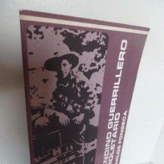 Libros de segunda mano - SANDINO GUERRILLERO PROLETARIO (CARLOS FONSECA). SERIE PENSAMIENTO SANDINISTA 4. FSLN - 60252815