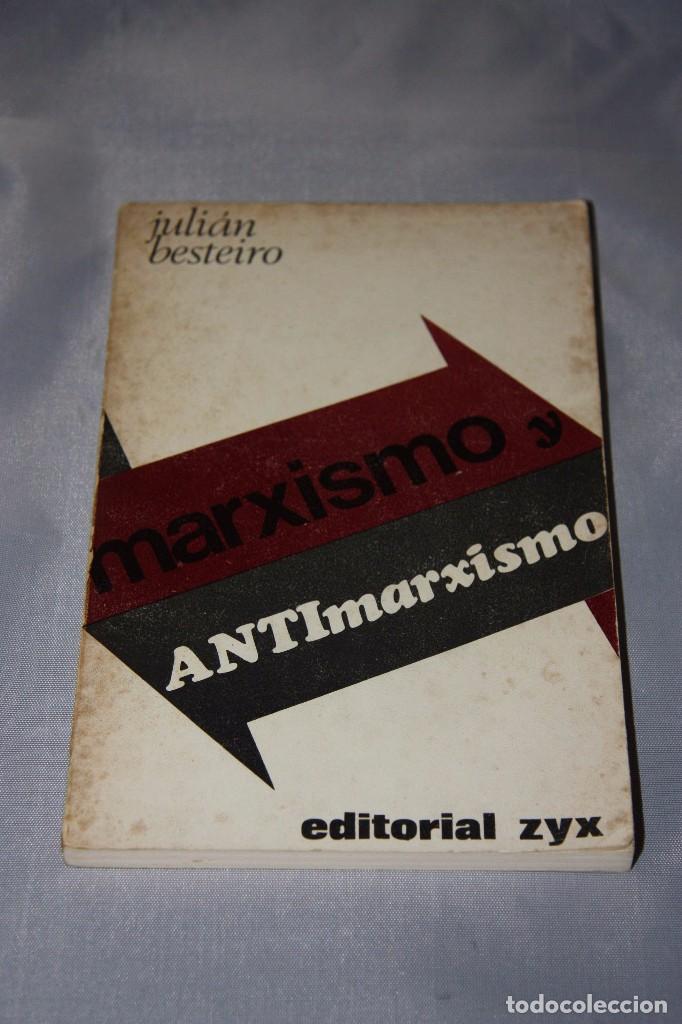 MARXISMO Y ANTIMARXISMO (Libros de Segunda Mano - Pensamiento - Política)