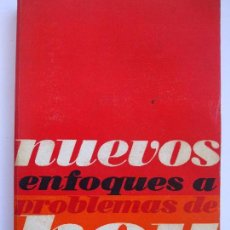 Libros de segunda mano: NUEVOS ENFOQUE A PROBLEMAS DE HOY-SANTIAGO CARRILLO. Lote 64292243
