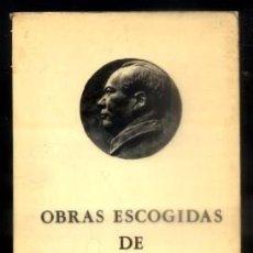 Libros de segunda mano: OBRAS ESCOGIDAS DE MAO TSE-TUNG. TOMO IV. TSE-TUNG, MAO. A-P-1207. Lote 66767758