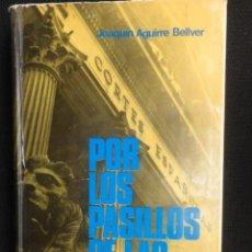 Libros de segunda mano: POR LOS PASILLOS DE LAS CORTES - 1.972 - NUEVO. Lote 66944342
