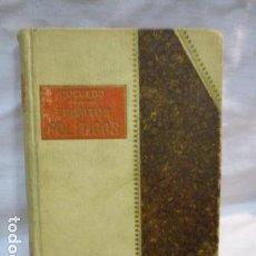 Libros de segunda mano: ESCRITOS POLITICOS - D. FRANCISCO DE QUEVEDO - VER FOTOS (NO PONE AÑO). Lote 68621005