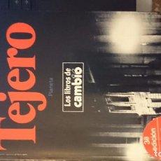 Libros de segunda mano: LA NOCHE DE TEJERO, JOSE ONETO, PLANETA 1981, LOS LIBROS DE CAMBIO16. Lote 77095949