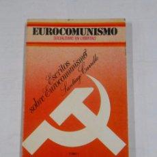 Libros de segunda mano: ESCRITOS SOBRE EUROCOMUNISMO. (2 TOMOS). - CARRILLO, SANTIAGO. TDK63. Lote 39731726