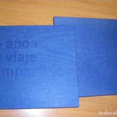 Libros de segunda mano: PP. 15 AÑOS DE VIAJE COMPARTIDO. LIBRO CONGRESO NACIONAL + REGALO RELOJ PP. Lote 81043676