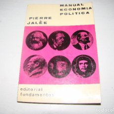 Libros de segunda mano: MANUAL ECONOMÍA POLITICA . Lote 81249640