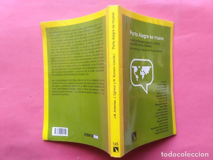 Libros de segunda mano: PORTO ALEGRE SE MUEVE VVAA 2003 CATARATA - Foto 2 - 82434024