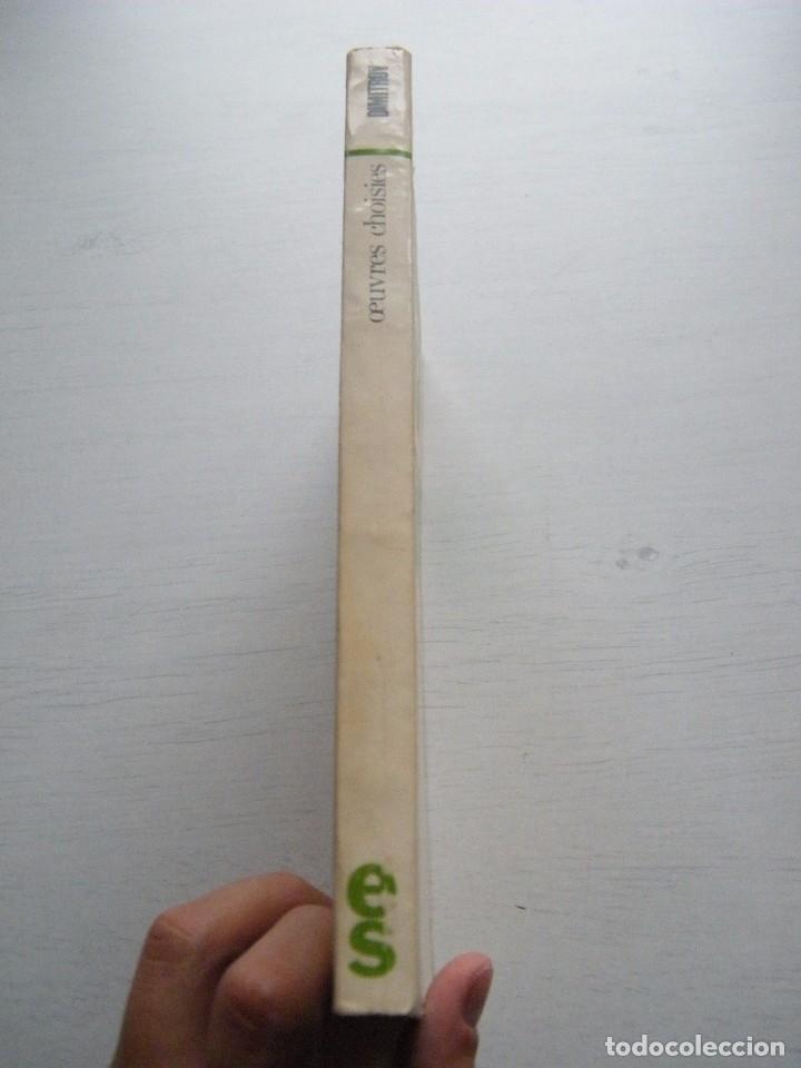 Libros de segunda mano: OUVRES CHOISIES - GEORGES DIMITROV - ÉDITIONS SOCIALES - PARÍS (1972) - FRANCÉS - Foto 2 - 84774508