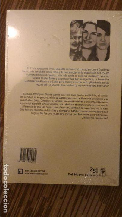 Libros de segunda mano: TAMARA, LAURA, TANIA UN MISTERIO EN LA GUERRILLA DEL CHE (GUEVARA) - Gustavo Rodríguez Ostria - Foto 2 - 87681544