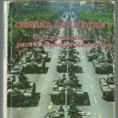 Libros de segunda mano - ÁLVAREZ DE CASTRO: ¿España en la OTAN? Una alternativa para la Defensa NacionaL (Manifiesto Ed, 1978 - 89079160