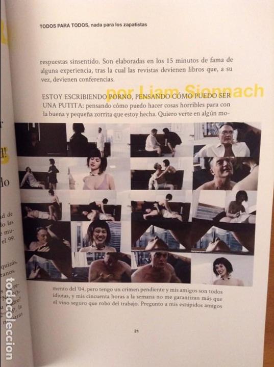 Libros de segunda mano: POLITICS IS NOT A BANANA // LA POLÍTICA NO ES UN PLÁTANO - Foto 6 - 90093748