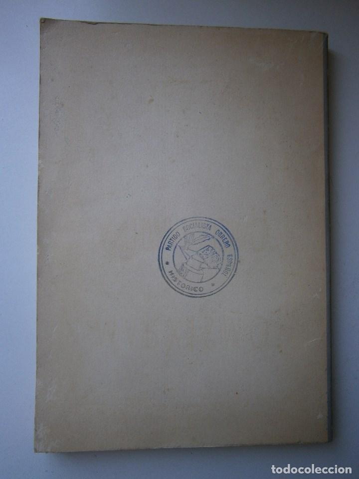 Libros de segunda mano: MARXISMO Y ANTIMARXISMO Julian Besteiro Editorial Pablo Iglesias 1966 - Foto 4 - 90543255