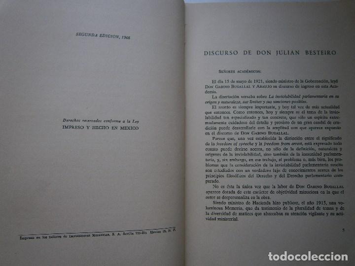 Libros de segunda mano: MARXISMO Y ANTIMARXISMO Julian Besteiro Editorial Pablo Iglesias 1966 - Foto 9 - 90543255